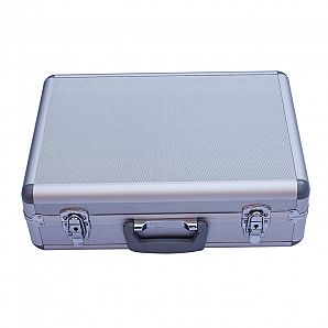 Aluminum Case with Diced/Pick-up Foam