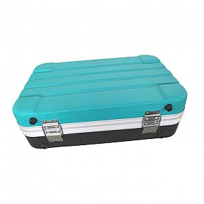 Aluminum Frame Case with Plastic Panel