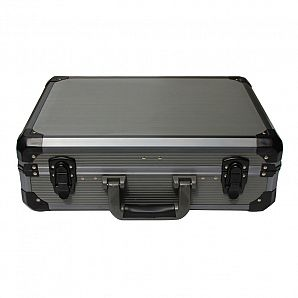 Black Aluminum Carrying Case