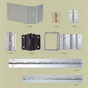 Flight Case Hardware Accessories